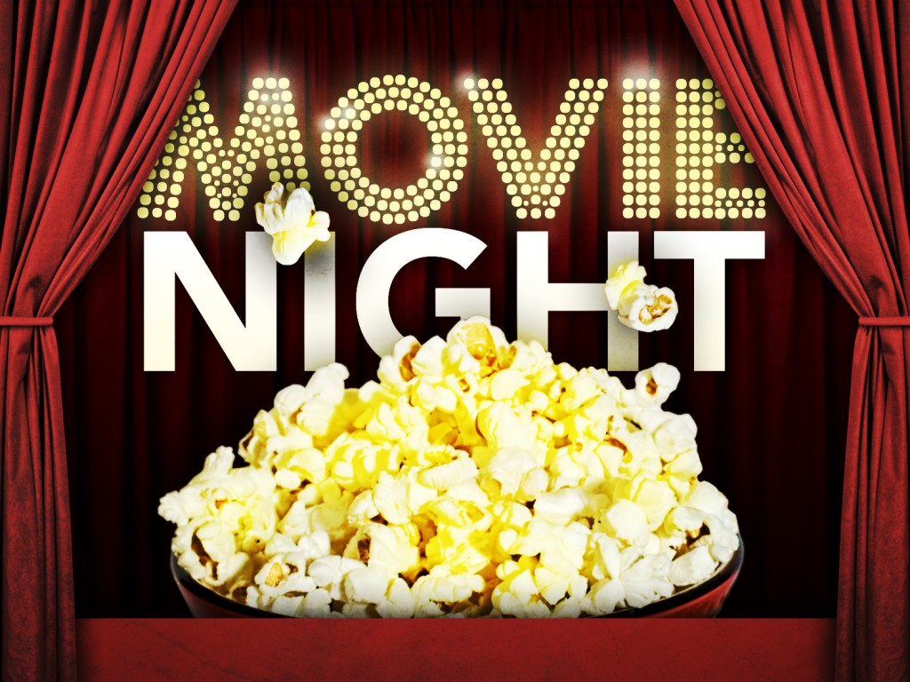 Youth Group - Outdoor Movie - Friday 17th March