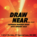 Youth Praise Night - Wed. 20th January