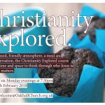 Christianity Explored - Spring 2018