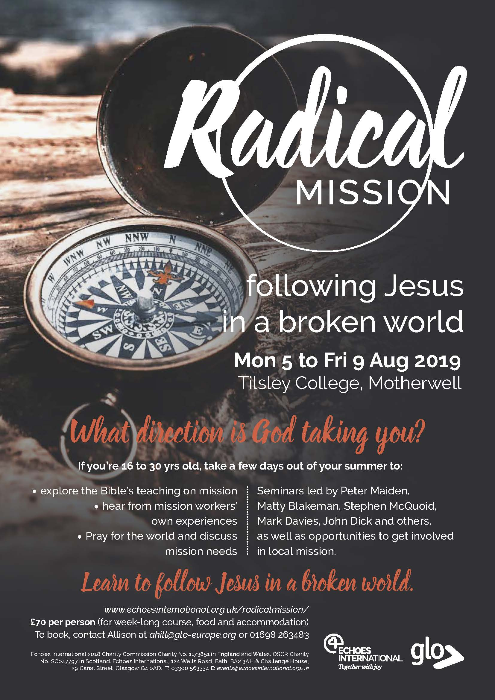 Radical – following Jesus in a broken world