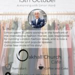 Oakhall Café with Simon Ward – 13 October 2019